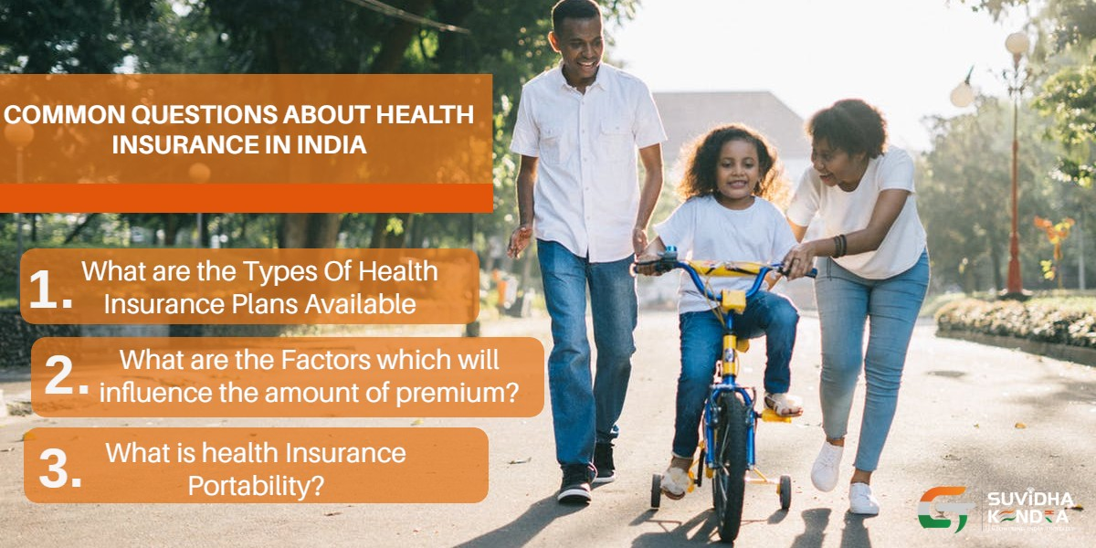 Common Questions About Health Insurance In India