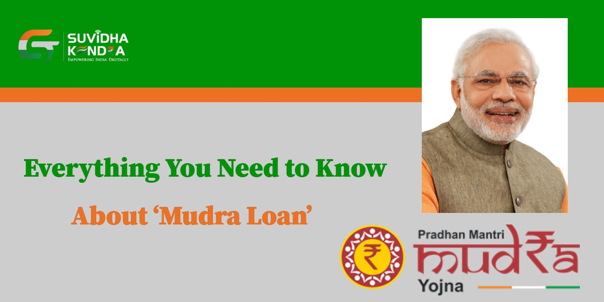 Everything You Need to Know About Mudra Loan