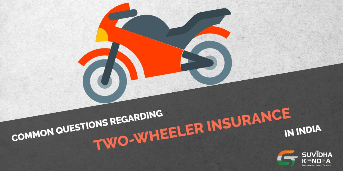 Common Questions Regarding Two-Wheeler Insurance In India