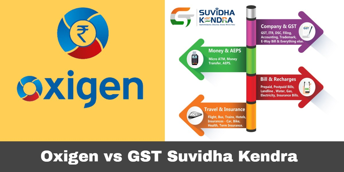Oxigen vs GST Suvidha Kendra