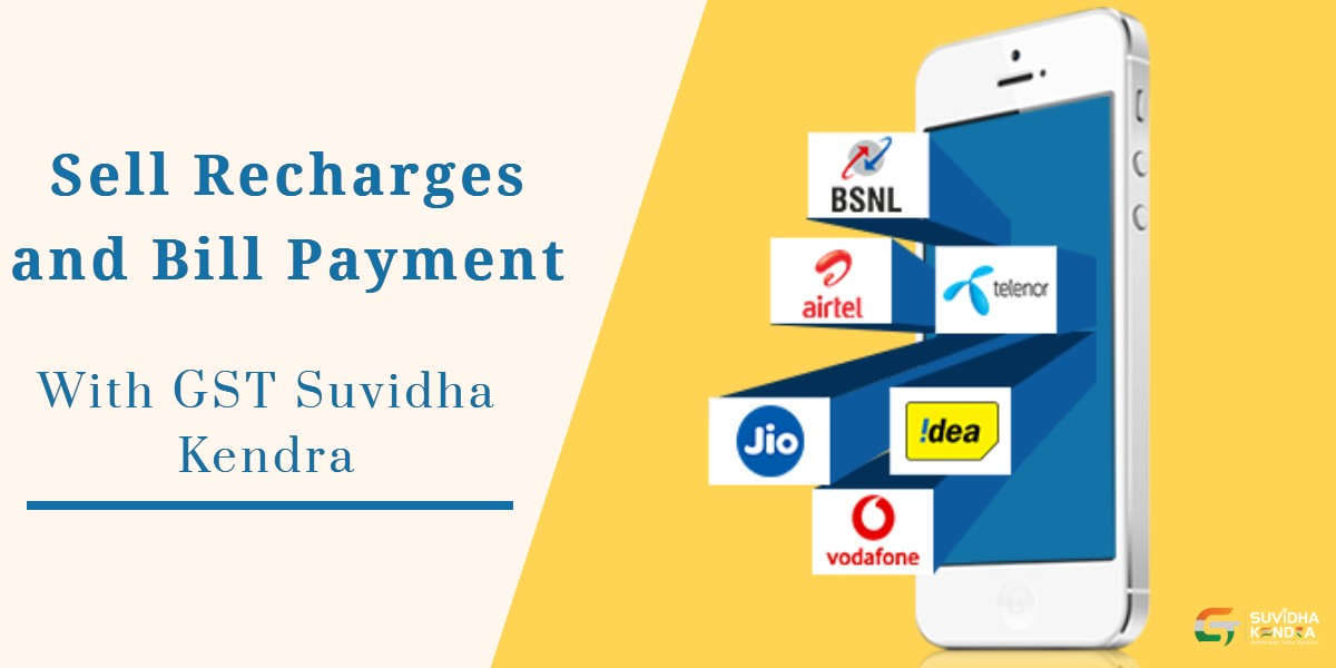 Sell Recharges & Bill Payment